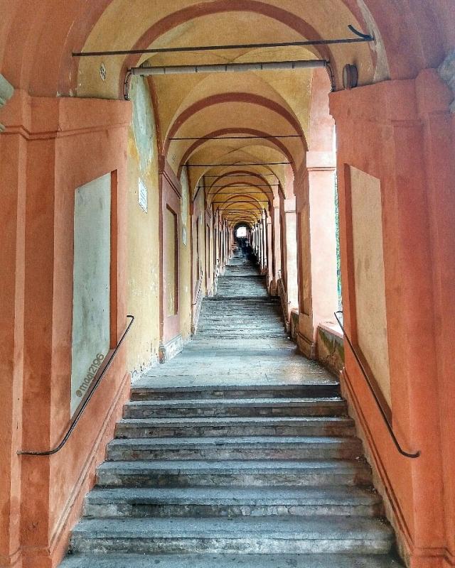 Bologna.portico di s.luca - Magi2196 - Bologna (BO)