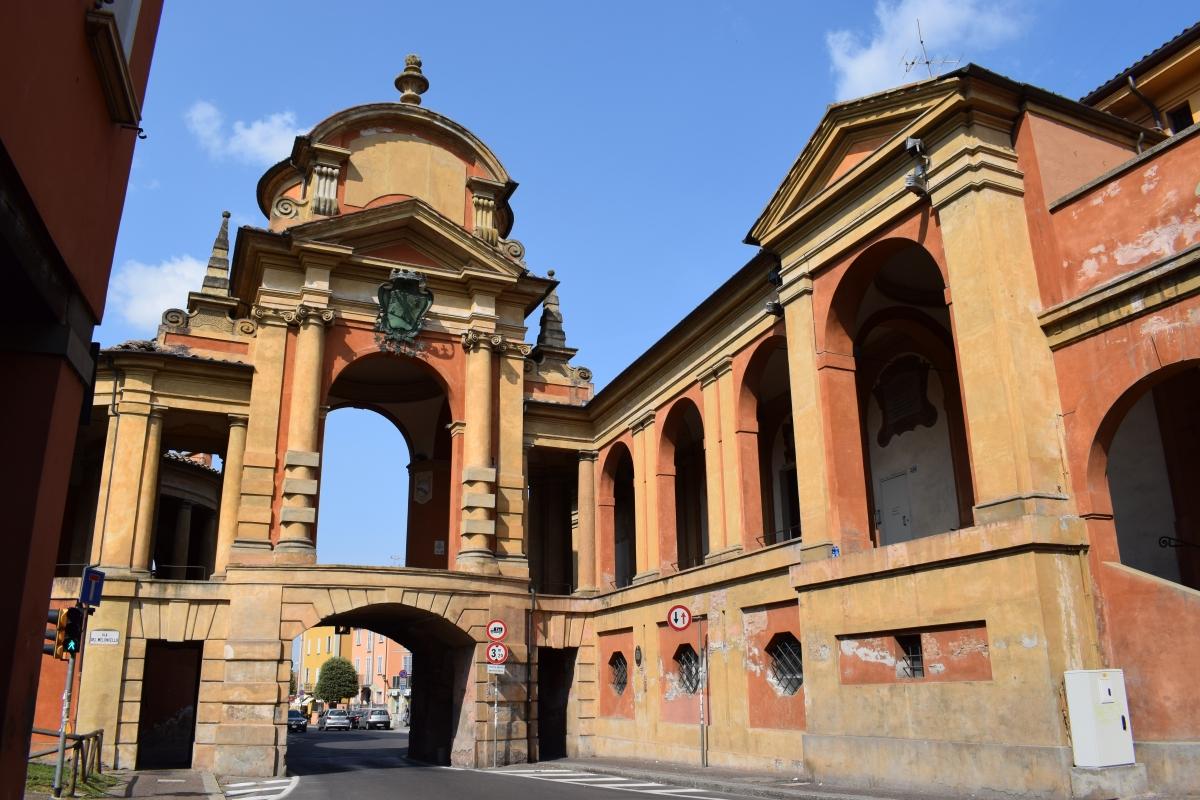 Meloncello e portico San Luca - Dascky81 - Bologna (BO)