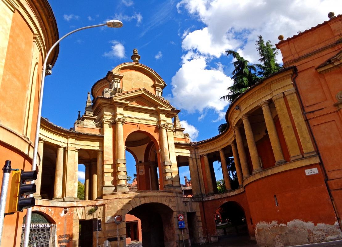 Portico di San Luca e Meloncello - Bologna - 17-9-17(19) - EvelinaRibarova - Bologna (BO)