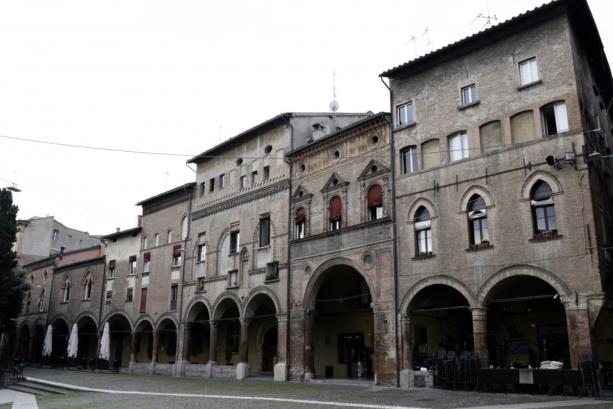 Arcate del Portico di Santo Stefano - Agnese.pi - Bologna (BO)
