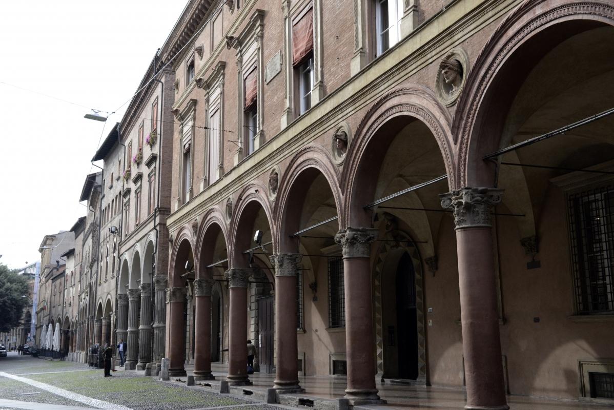 Il Portico di Santo Stefano - Agnese.pi - Bologna (BO)