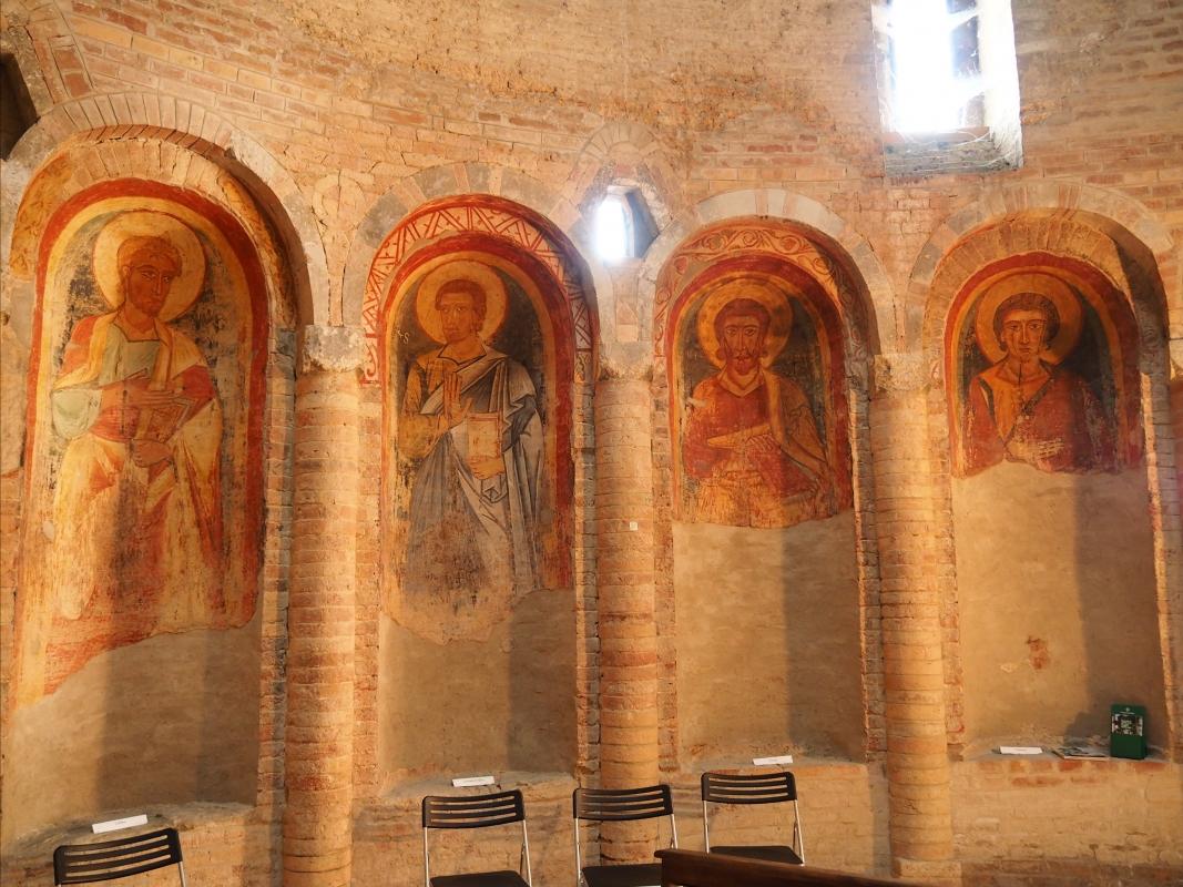 Rotonda della Madonna del Monte - affreschi - MarkPagl - Bologna (BO)