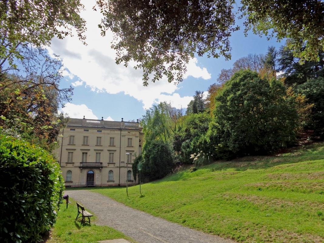 Villa Spada - Bologna - 17-9-17 (20) - EvelinaRibarova - Bologna (BO)