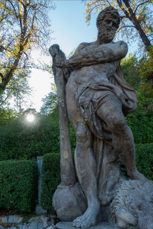 Statua di Ercole a Villa Spada - Ugeorge - Bologna (BO)