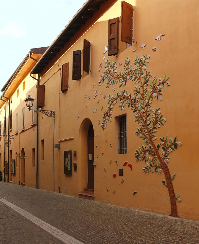 Il museo dell' ocarina - Rosapicci - Budrio (BO)