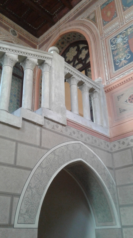 Palazzo comunale, interno - DanielaMangano - Budrio (BO)