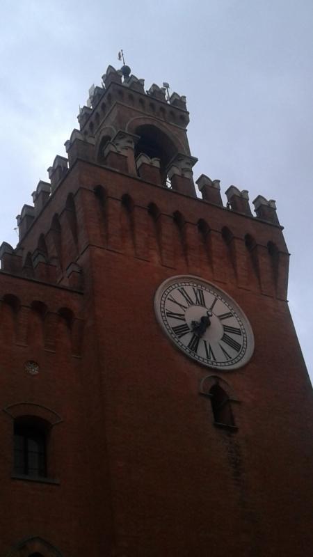 Palazzo municipale, particolare - DanielaMangano - Budrio (BO)