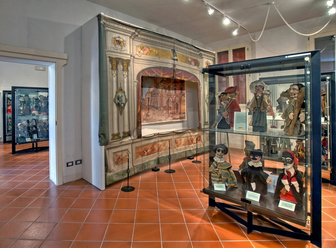 Museo dei burattini - Pierluigi Mioli - Budrio (BO)
