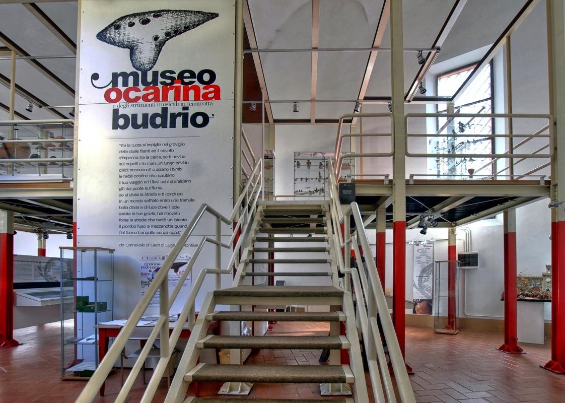 Museo dell' ocarina - Pierluigi Mioli - Budrio (BO)