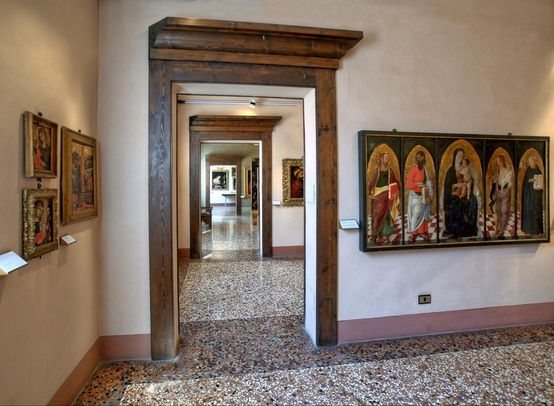 Pinacoteca civica Domenico Inzaghi - Pierluigi Mioli - Budrio (BO)