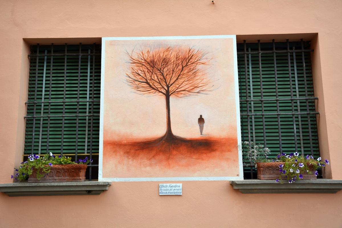 I muri dipinti di Dozza 2 - Cinzia Sartoni - Dozza (BO)