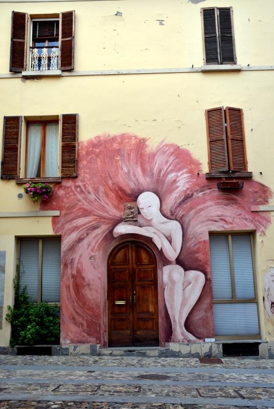 I muri dipinti di Dozza - Cinzia Sartoni - Dozza (BO)