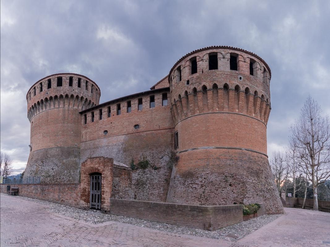 La Rocca - Dozza - Vanni Lazzari - Dozza (BO)