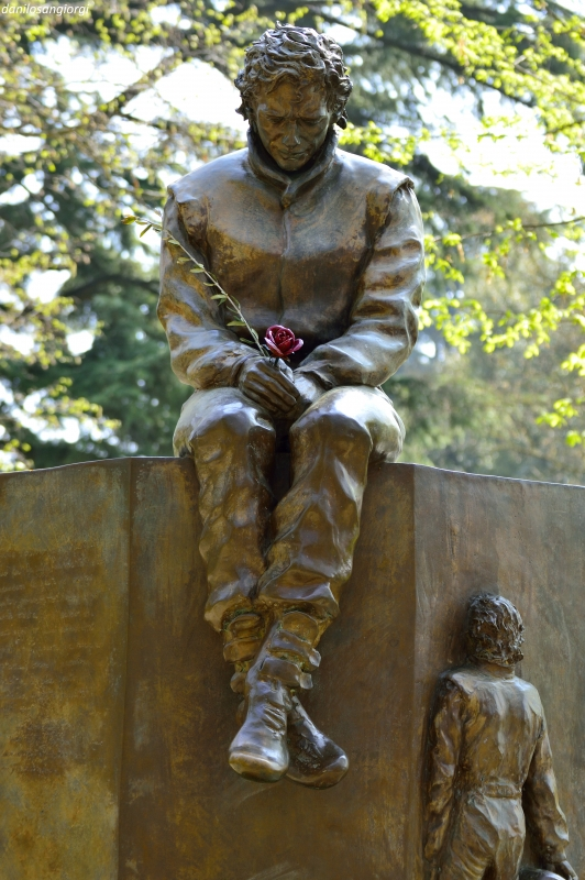 Monumento A. Senna - Sancio1979 - Imola (BO)