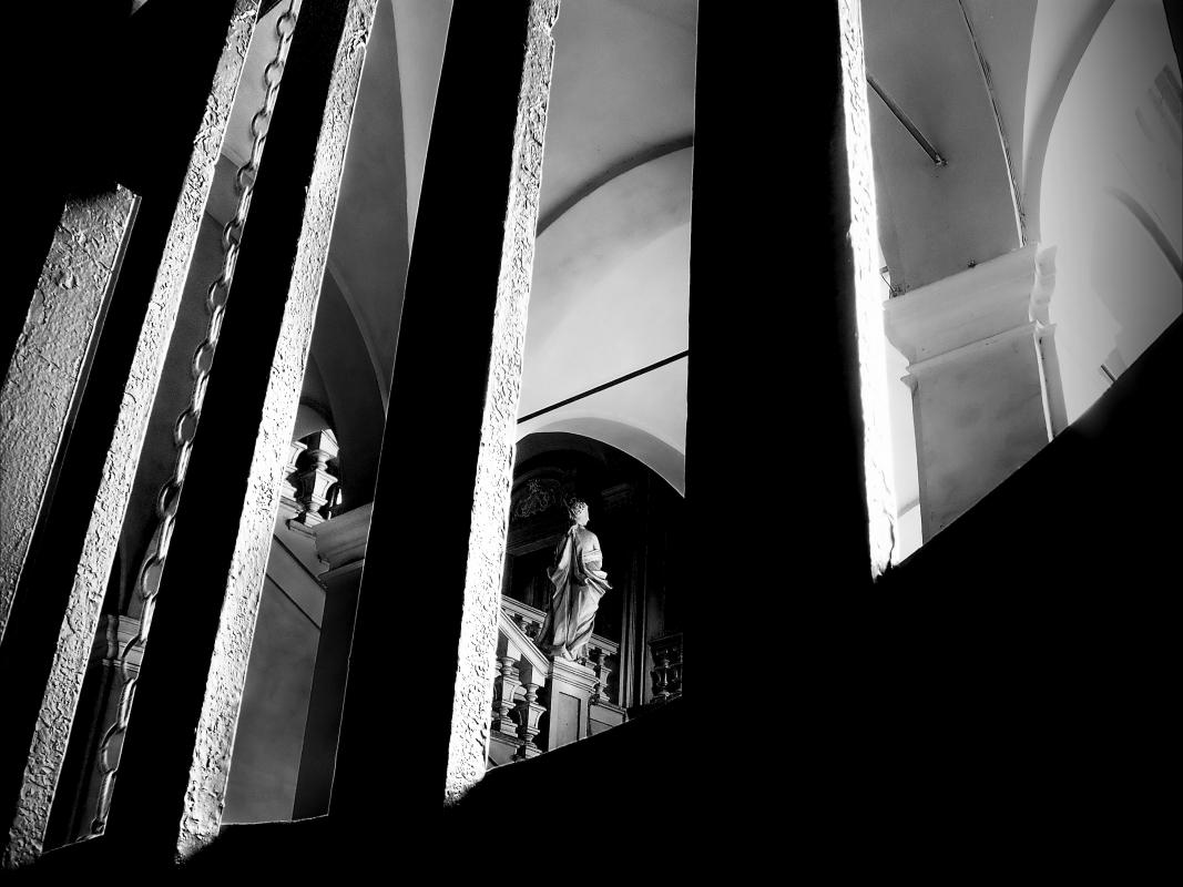 Imola Tozzoni cancello - Bolorsi - Imola (BO)