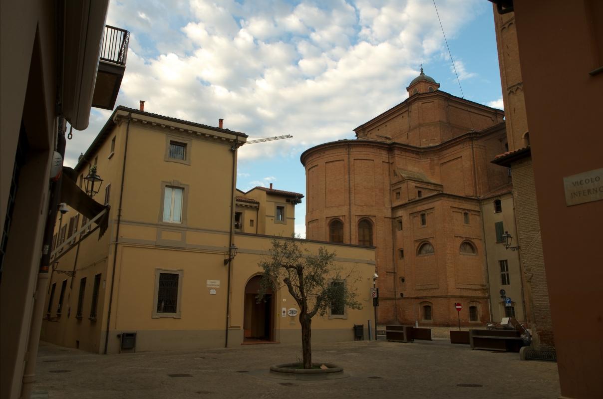 Piazza Conciliazione (già Piazzetta dell'Ulivo) - LUPO1959 - Imola (BO)