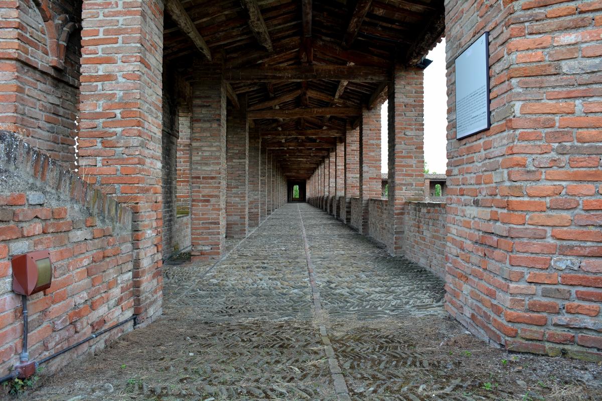 Rocca Sforzesca Imola 3 - Cinzia Sartoni - Imola (BO)