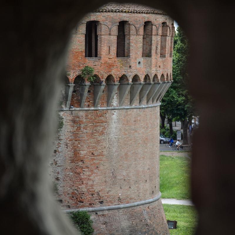LR-0020 Rocca Sforzesca di Imola - Cinzia Sartoni - Imola (BO)