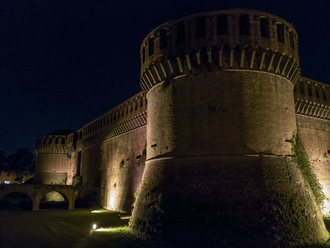 Imola by night-4 - Massimo Saviotti - Imola (BO)