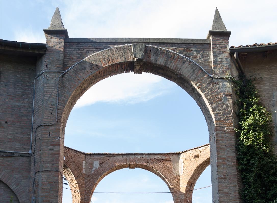 L'antica porta di Selva Malvezzi - Elisabetta Bignami - Molinella (BO)