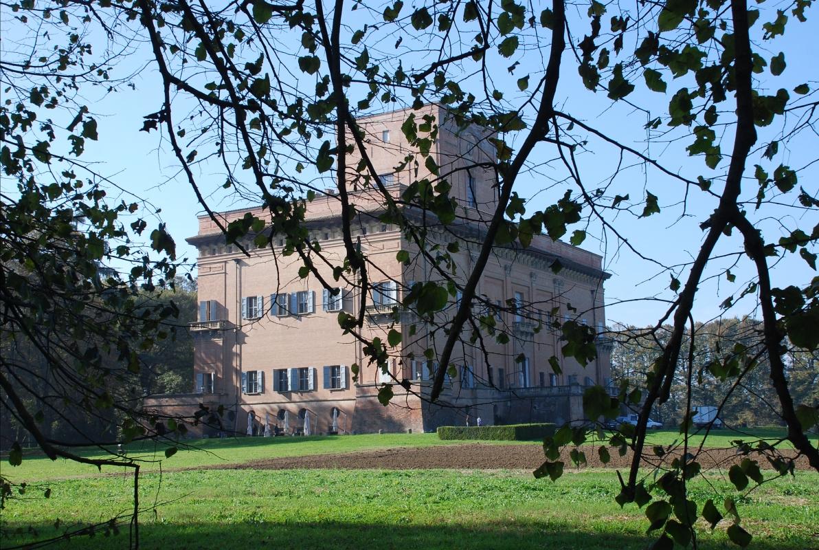 Palazzo Albergati - dal giardino 7 - MarkPagl - Zola Predosa (BO)