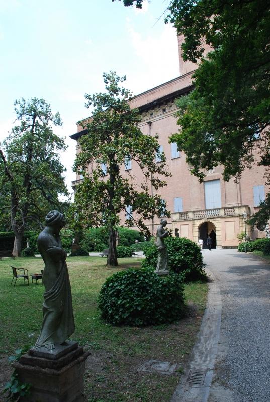 Palazzo Albergati - dal giardino 2 - MarkPagl - Zola Predosa (BO)