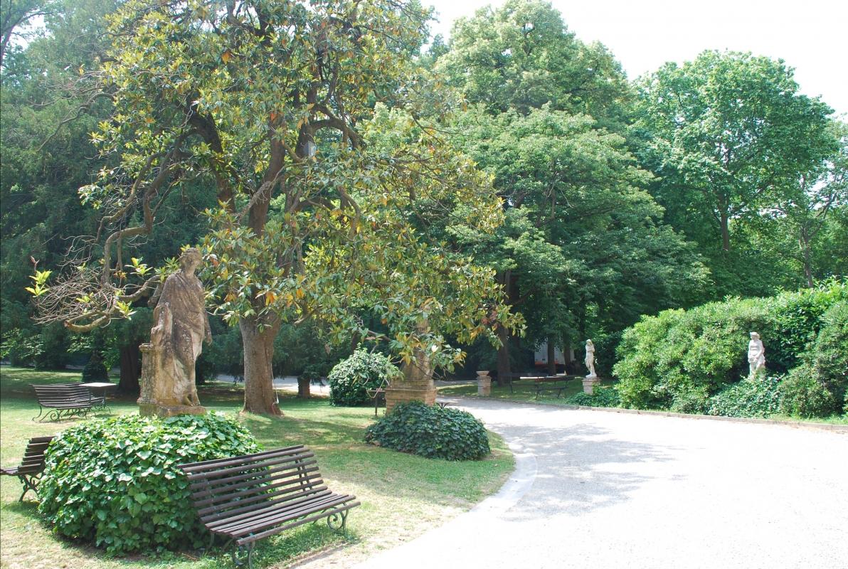 Palazzo Albergati - il giardino 2 - MarkPagl - Zola Predosa (BO)