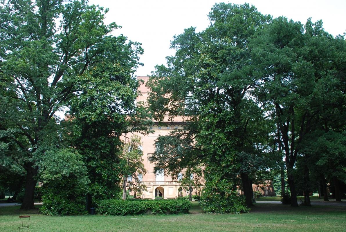 Palazzo Albergati - dal giardino 1 - MarkPagl - Zola Predosa (BO)