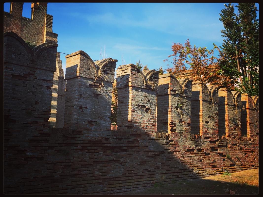 Castello di Bentivoglio -Merlatura - Clo5919 - Bentivoglio (BO)