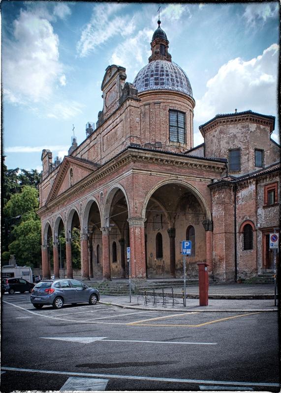 Bologna Spettacolo - Chiesa del Baraccano - Claudio alba - Bologna (BO)