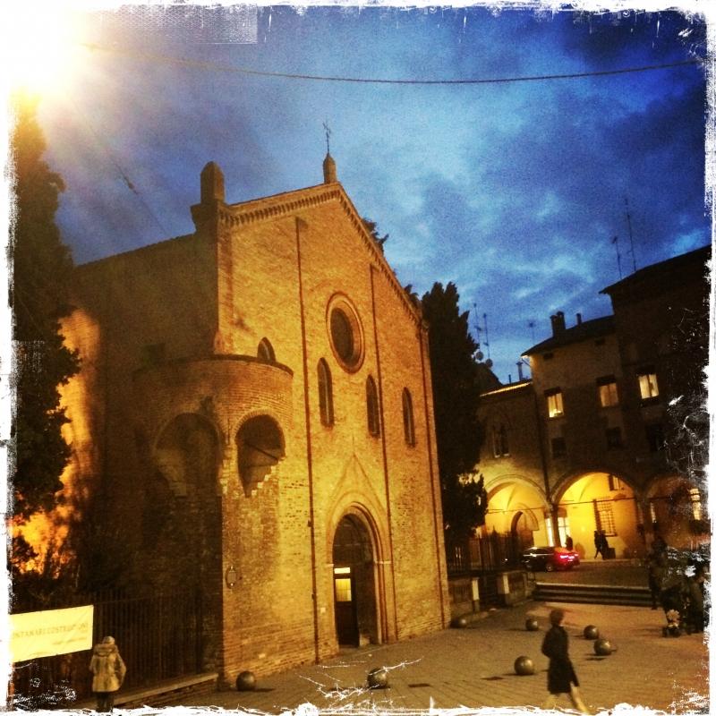 Luoghi del cuore le 7 Chiese Basilica Santo Stefano - Immacastello - Bologna (BO)