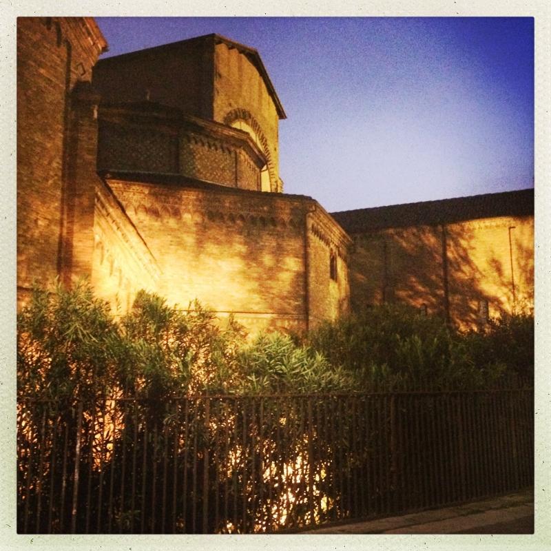 La bellezza e la pace Basilica di Santo Stefano - Immacastello - Bologna (BO)