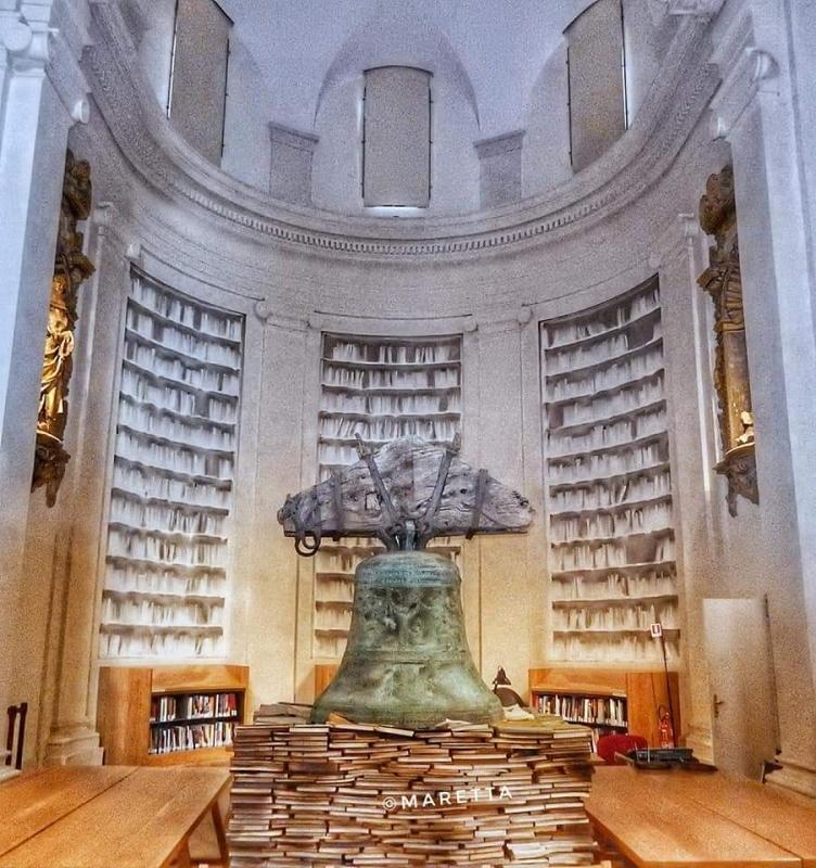 Biblioteca di San Giorgio in Poggiale - Maraangelini - Bologna (BO)