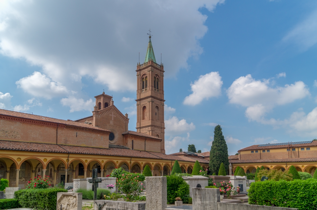 Esterno Certosa di Bologna - Federico Palestrina - Bologna (BO)