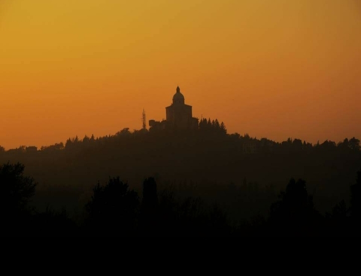 San Luca Sunset - Bianchina86 - Bologna (BO)
