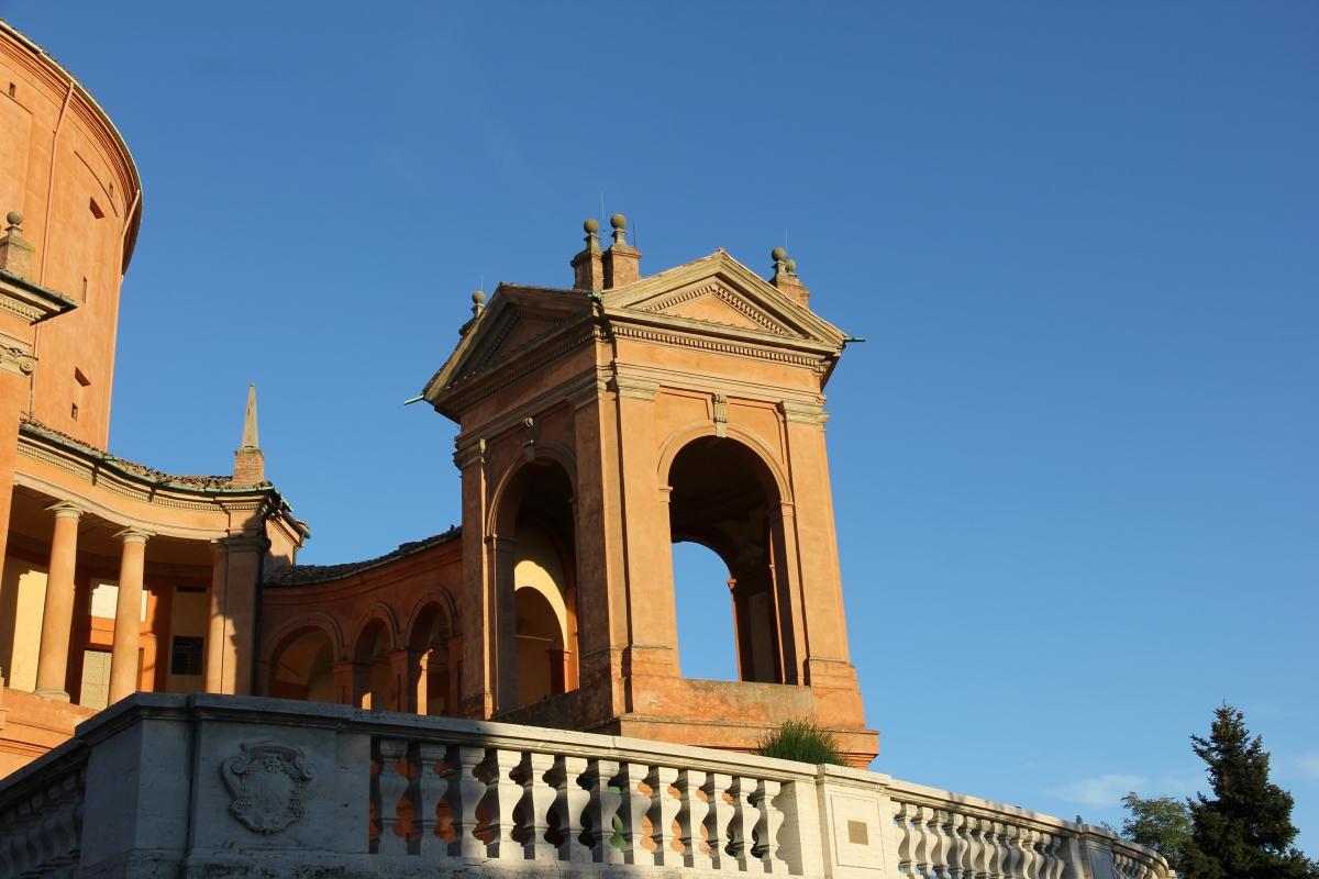 Bologna, santuario della Madonna di San Luca (15) - Gianni Careddu - Bologna (BO)