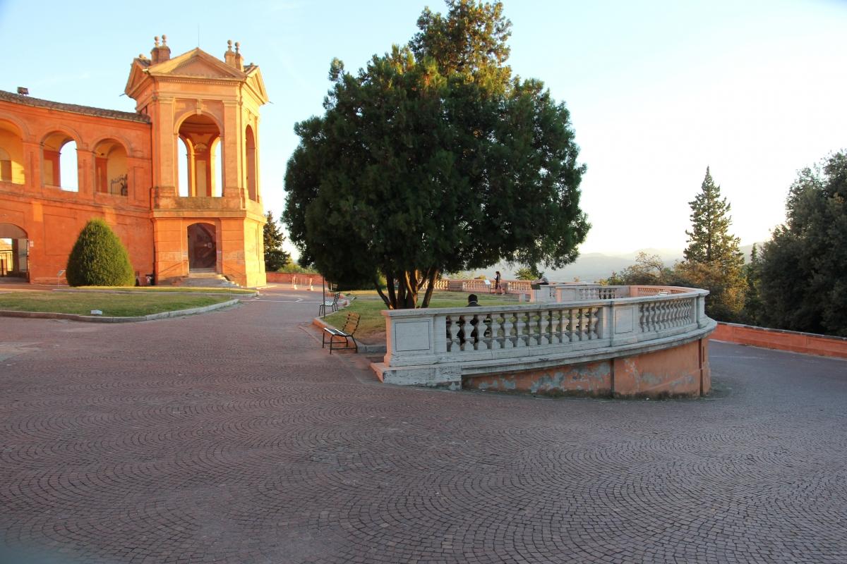 Bologna, santuario della Madonna di San Luca (19) - Gianni Careddu - Bologna (BO)