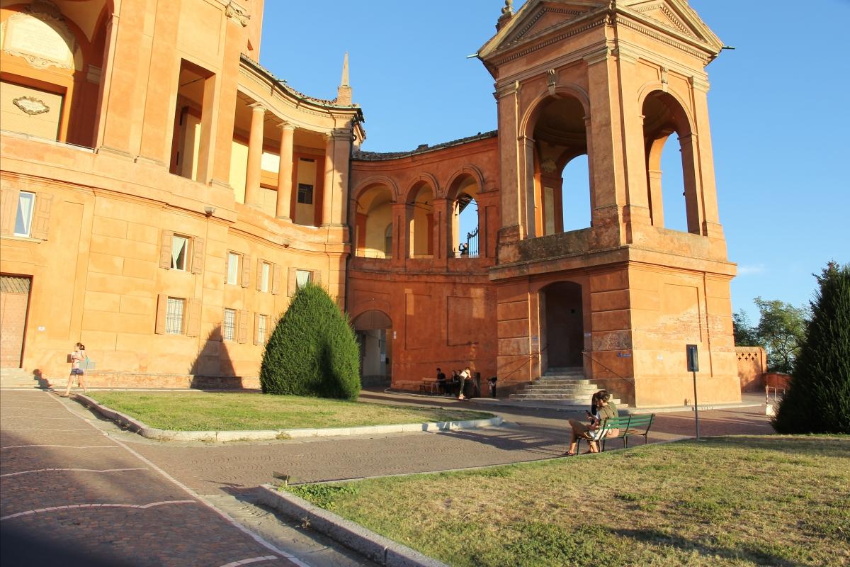 Bologna, santuario della Madonna di San Luca (16) - Gianni Careddu - Bologna (BO)