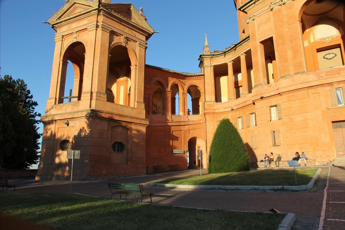 Bologna, santuario della Madonna di San Luca (17) - Gianni Careddu - Bologna (BO)
