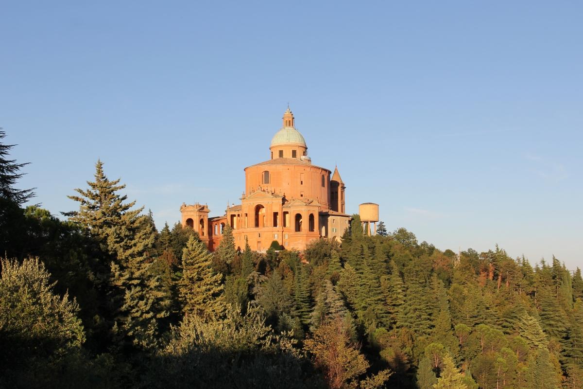 Bologna, santuario della Madonna di San Luca (05) - Gianni Careddu - Bologna (BO)