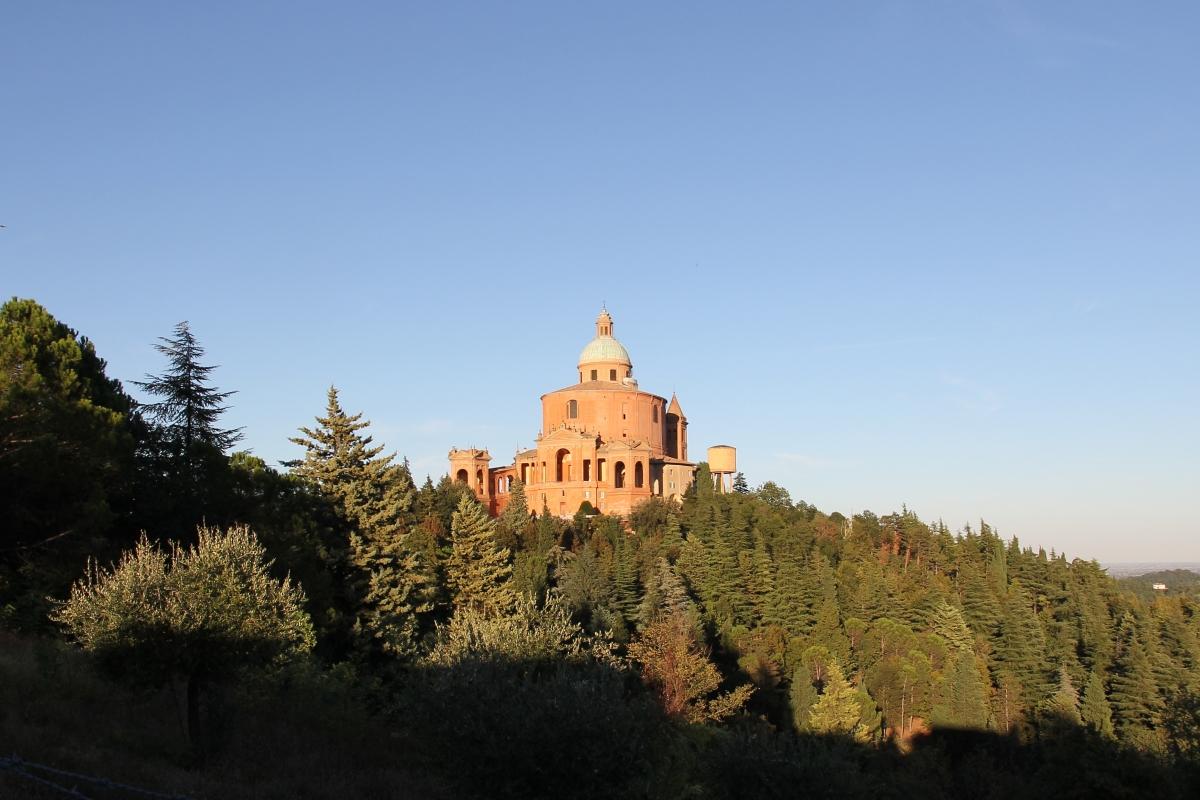 Bologna, santuario della Madonna di San Luca (03) - Gianni Careddu - Bologna (BO)