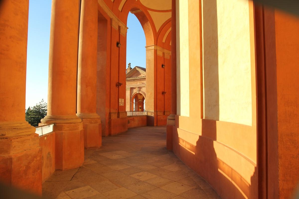 Bologna, santuario della Madonna di San Luca (22) - Gianni Careddu - Bologna (BO)
