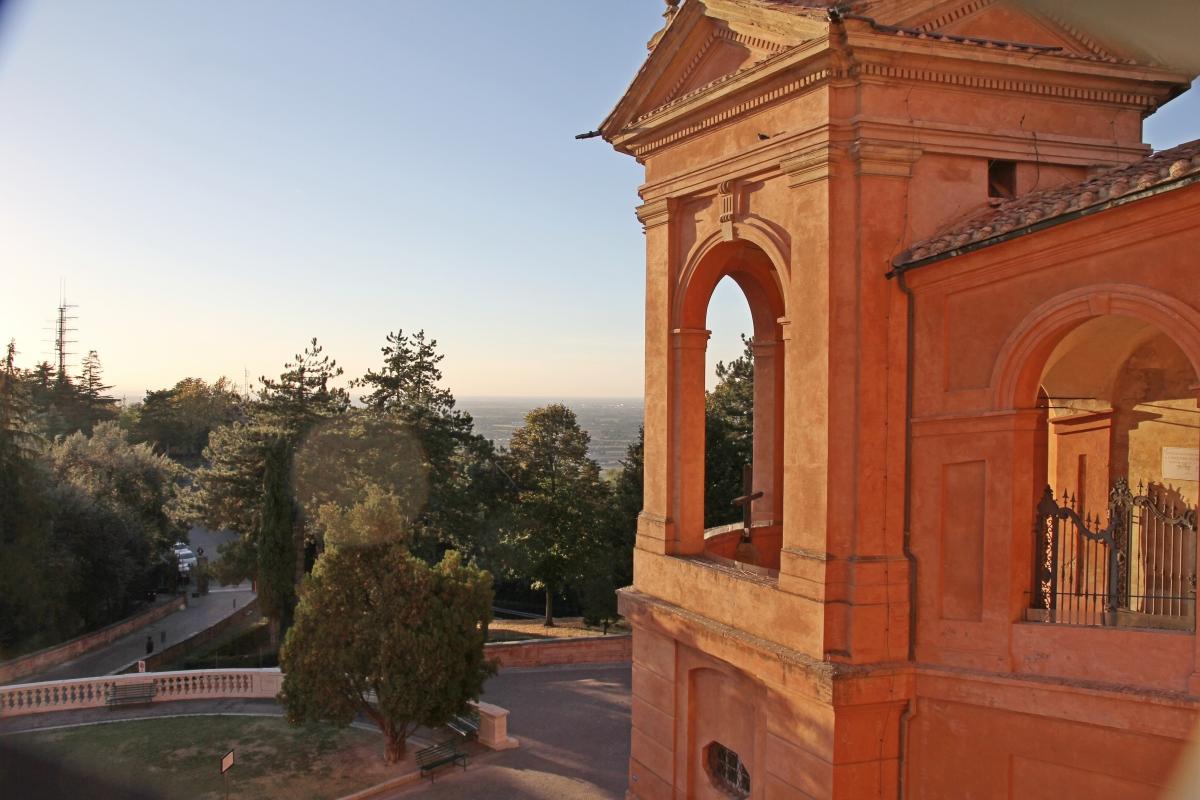 Bologna, santuario della Madonna di San Luca (26) - Gianni Careddu - Bologna (BO)