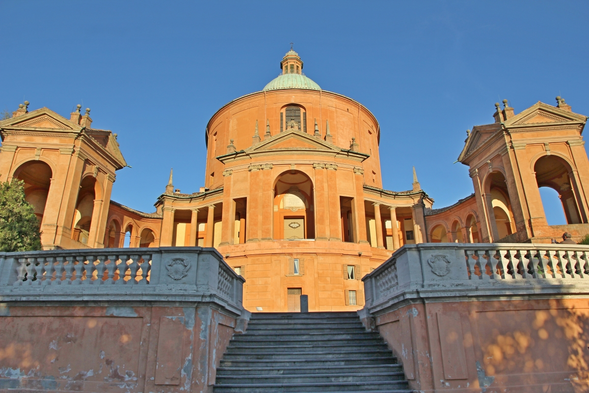 Bologna, santuario della Madonna di San Luca (11) - Gianni Careddu - Bologna (BO)