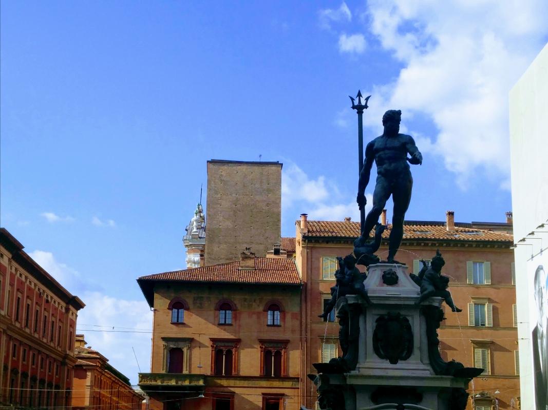 Il dio del mare si staglia all'orizzonte - Marta4492 - Bologna (BO)