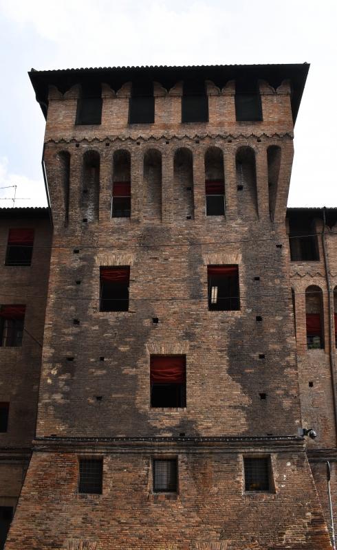 Torrione Palazzo d'Accursio - Nicola Quirico - Bologna (BO)