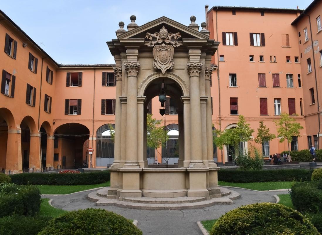Copia cisterna Terribilia Palazzo d'Accursio - Nicola Quirico - Bologna (BO)