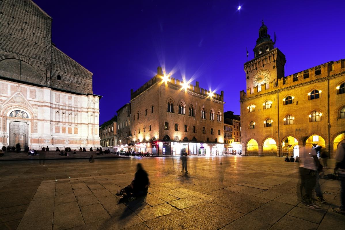 Piazza maggiore bologna - Fiorry - Bologna (BO)