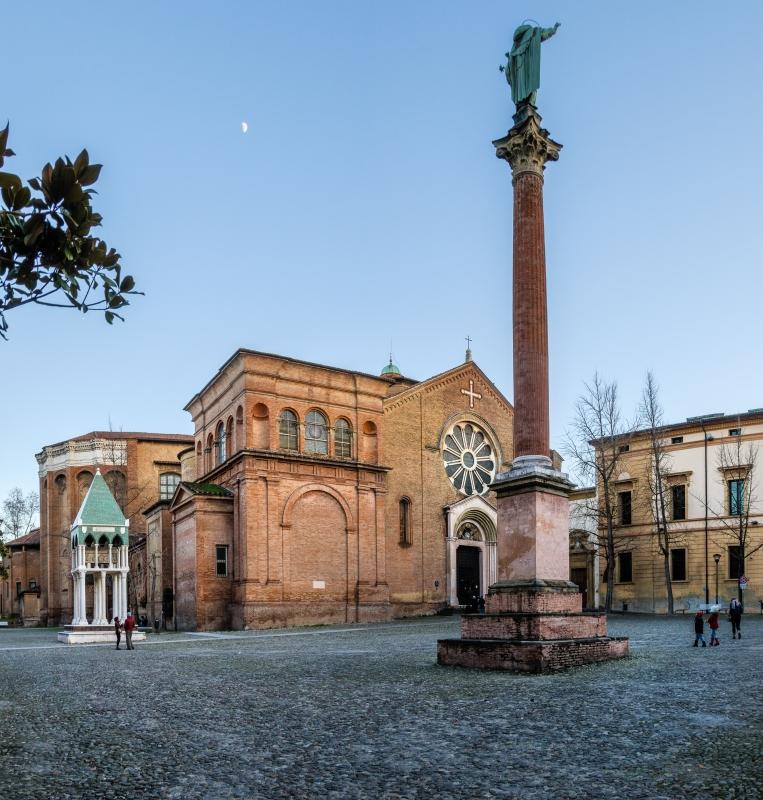 Piazza San Domenico -- Bologna - Vanni Lazzari - Bologna (BO)