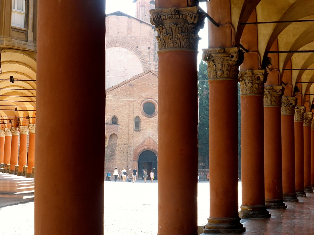 Santo Stefano e i suoi portici - MOGA64BOLO - Bologna (BO)